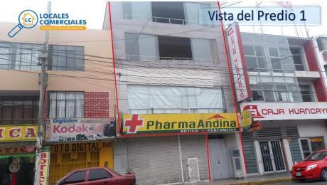 Comas, Edificio Comercial, At: 150 M2,