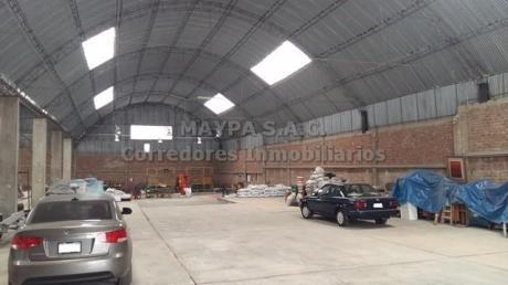 Local Industrial Estrategicamente Ubicado – Chilca – At. 5,223 M2