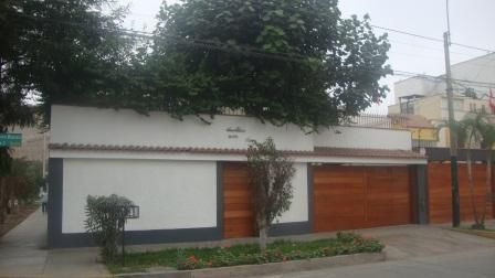 Alquiler De Linda Casa En Santiago De Surco