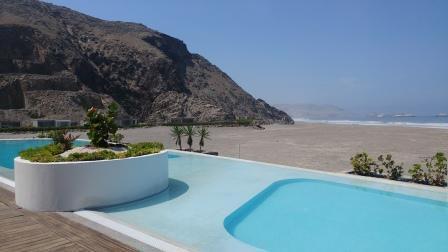 Venta De Terrenos Y Cabañas De Playa En Condominio Positano - Cañete