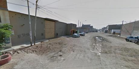 Vendo Terreno De 840 M2 En Jr. Juan Buendia, Chiclayo