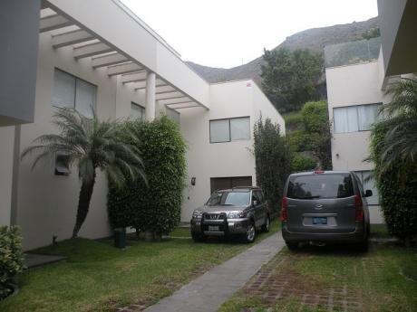 Vendo Hermosa Casa De 503 M2 En Exclusivo Condominio A $580,000 - La Molina