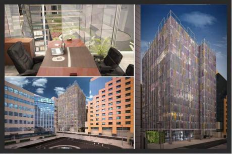 Alquilo Oficinas Premium En Edificio Real 2 De 244 M2 A $22*m2 + Igv, San Isidro