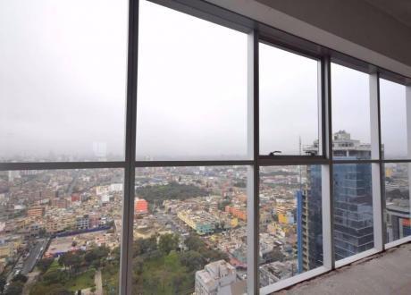 Alquilo Oficina Estreno De 200 M2 A $2,800 + Igv Zona Empresarial De San Isidro