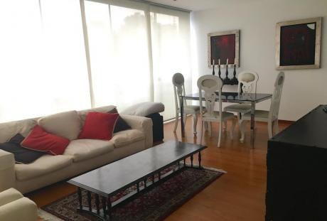 Moderno Y Amplio Flat 01 Dorm En Linda Zona De Miraflores