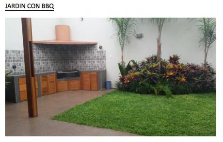 Casa En Condominio. Sol De La Molina 1ra Etapa. Jr VIña Del Mar. 240 M2