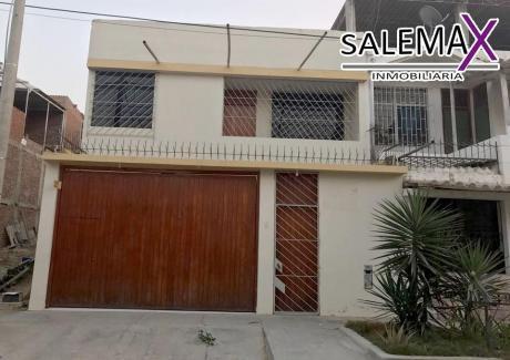 Casa En Venta - Urb. Santa María Del Pinar - Piura