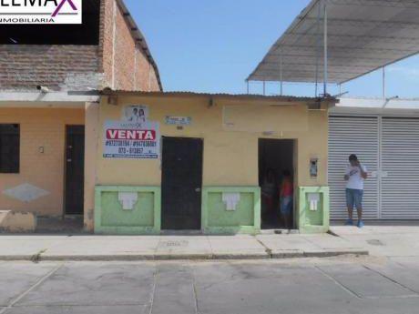 Venta De Casas Como Terreno Chulucanas - Piura