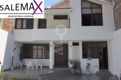 Casa En Venta Y/o Alquiler - Urb. Miraflores - Castilla - Piura