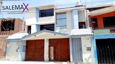 Duplex En Alquiler - Urb. Bello Horizonte – Piura