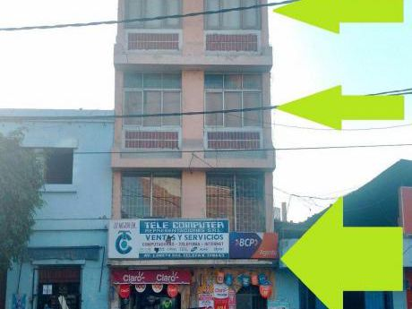 Alquiler De Oficinas - Centro De Piura (av Loreto)