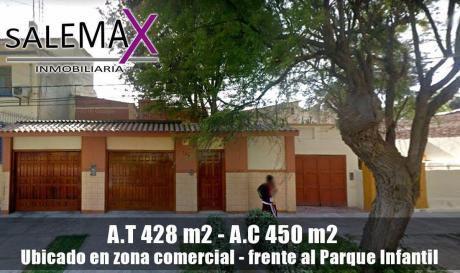 Amplia Casa En Alquiler Para Empresas - Cercado De Piura.