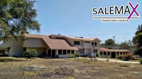 Casa Como Terreno En Venta–urb. San Eduardo - Piura (precio Por M2)