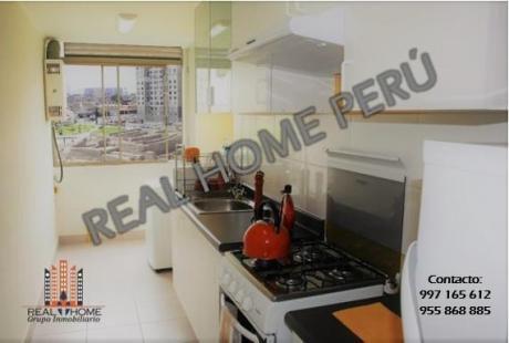 Ultimos Flats Excelente Inversión Y Ubicacion Cerca A Open Plaza!