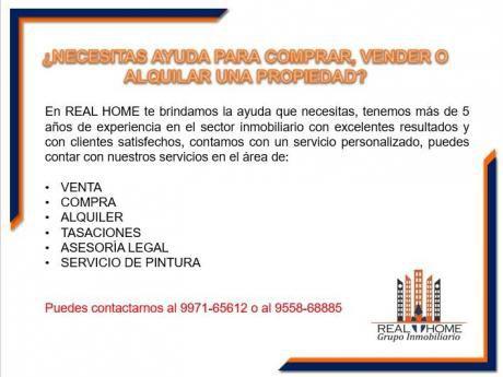Deseas Alquilar Tu Propiedad? Llámanos Seriedad - Puntualidad Y Experiencia!