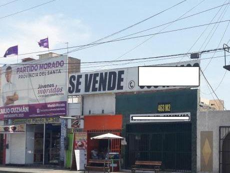 Vendo Propiedad En Merjor Zona De Chimbote Frente A Plaza De Armas