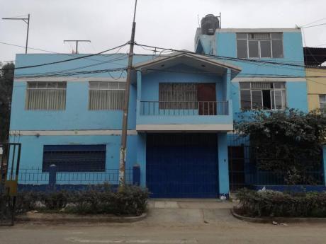 Vendo Casa Muy Bien Conservada En Carabayllo