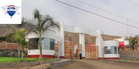 Se Vende En Ocasión Excelente Terreno En El C. P. R. De Pachacamac Curva Zapata