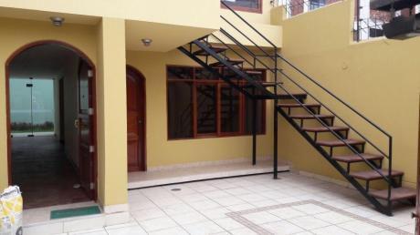 Se Vende Casa En Chorrillos Completamente Remodelada