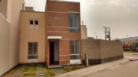 Ocasión! Casa Nueva Con Acabados 80.000 Mil Dolares! 180 M2 Carabayllo