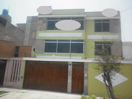Vendo Casa En Chorrillos A 3 Cuadras De Plaza Lima Sur Lista Para Ser Habitada