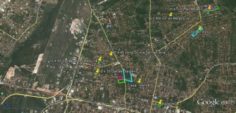 1.600 M2. En Zona Quinta Santa Elena (ex Aso Shell), Zona Garden,