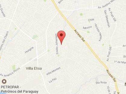 Villa Elisa, Terreno En Esquina 12 X 30.