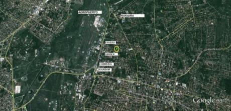 Zona Garden, Ultimos Terrenos En Esquina En La Zona, 360 M2.