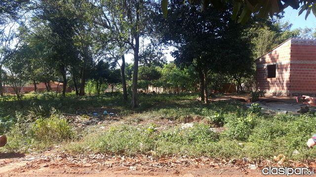 Atencion ñemby Barrio Caaguazu Vendo Dos Hermosos Terrenos