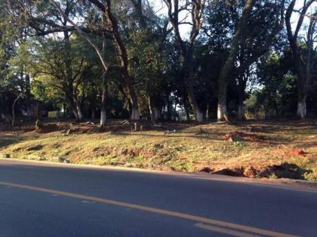 Dos Terrenos Juntos Sobre Ruta En Luque Zona Ips
