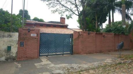 Vendo Casa A Pasos De Canal 13 En Lambare