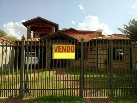 Atencion!!!!! Hermosa Casa En El Centro De Mariano Roque Alonso A Una Cuadra De La Transchaco