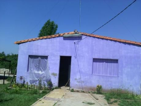 Vendo Casa En Capiata