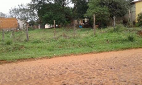 Vendo Terreno En Villa Elisa Barrio Marangatu
