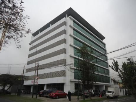 Espectacular Oficina De 147 M2, Completamente Habilitada En Surco