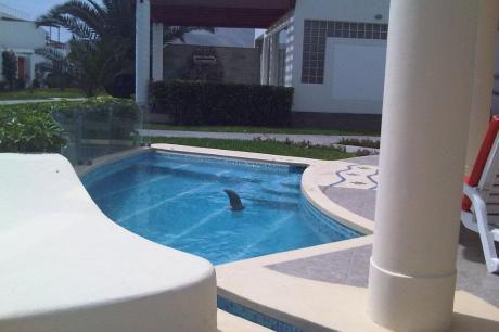 Remato Por Viaje último Precio Bella Casa Playa - Cerca A Chilca - Lima