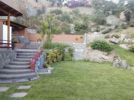 Id - 55591 Se Alquila Hermosa Casa Dentro De Condominio! La Molina