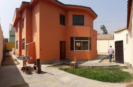 Id - 58119 Linda Casa En Venta En Chaclacayo Por El Colegio Las Lomas