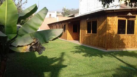 Id - 60173 Bajo De Precio! Casa En Venta Bien Ubicada En Chaclacayo!