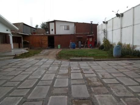 Id - 53605 Ocasión Terreno Industrial En Esquina. Chorrillos