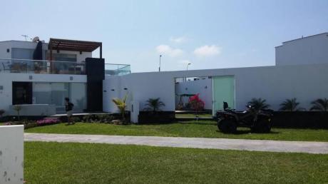 Id - 52099 Vendo Hermosa Casa Amoblada En Playa Condominio Moravia I