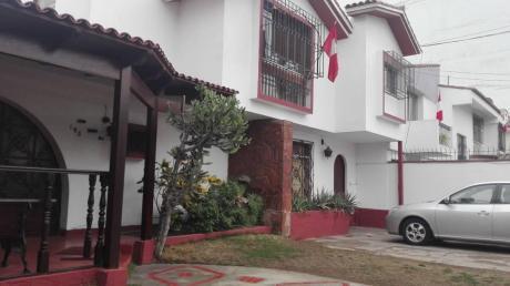 Id - 53608 Oportunidad Hermosa Casa En Venta. Surco