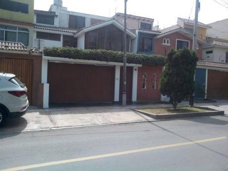 Id - 59005 Casa En Venta Bien Ubicada En La Molina!