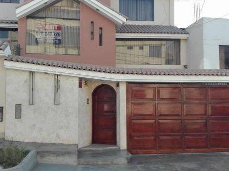 Id - 58920 Se Vende Hermosa Casa En La Capilla De La Molina