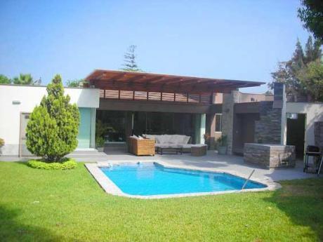 ¡amplia Y Hermosa Casa 1080 M2 En Cascajal, Surco - Venta!