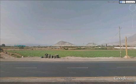 Venta Terreno En Trujillo Frente A Panamericana Norte