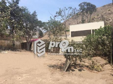 Rinconada Del Lago 1era. Etapa – Remate De Casa Como Terreno