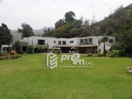 La Molina Espectacular Terreno Con Excelente Ubicación Ideal Para Condominio