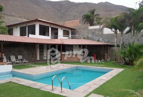 Rinconada Del Lago Hermosa Casa En Zona Exclusiva