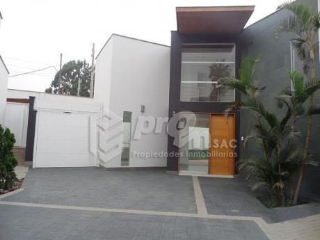 El Haras Hermosa Casa Minimalista En Condominio